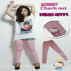 Legging Hello Kitty Salur Pink