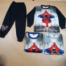 Piyama Anak Spiderman (Ready Ukuran 4 - 8)