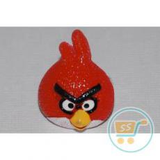 Cincin Angry Bird Red