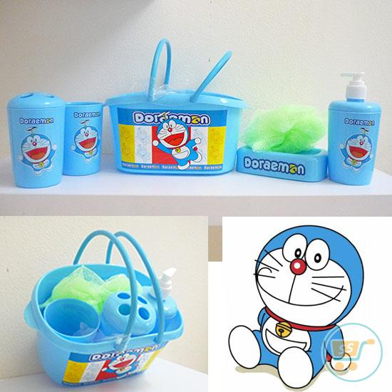 Bath Set Doraemon
