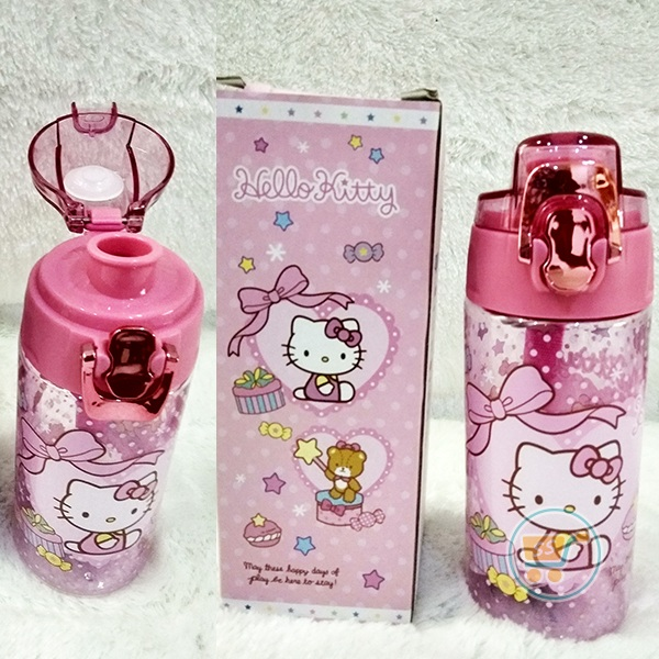 Botol Minum Hello Kitty Sweet With Box