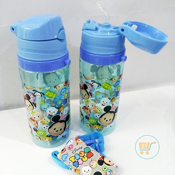Botol Minum Tsum Tsum Medium Blue