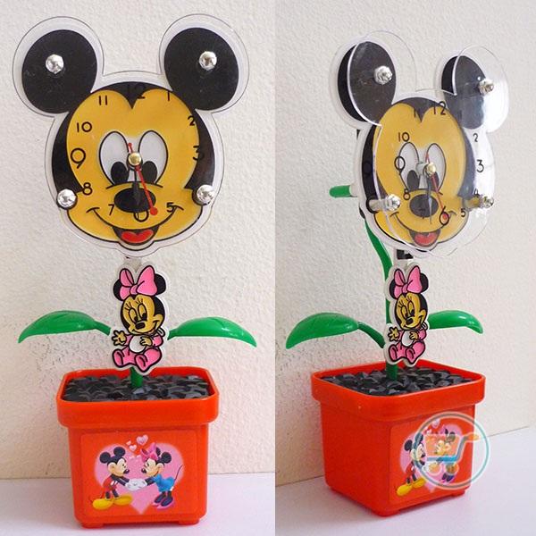 Jual - Jual jam mickey berbentuk setangkai bunga yang cantik serta cute. 4892242fbb