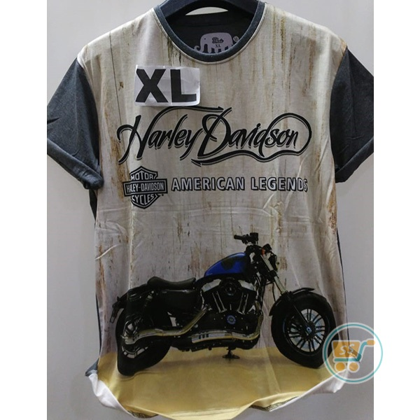 Tshirt Harley motorcycles American Legend Extra Large