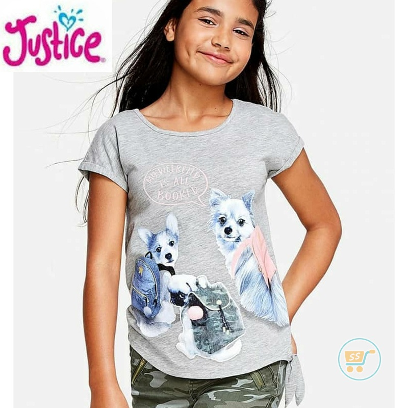 Tshirt Justice Puppies Weekend