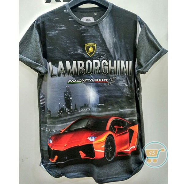 Tshirt Lamborghini City XL