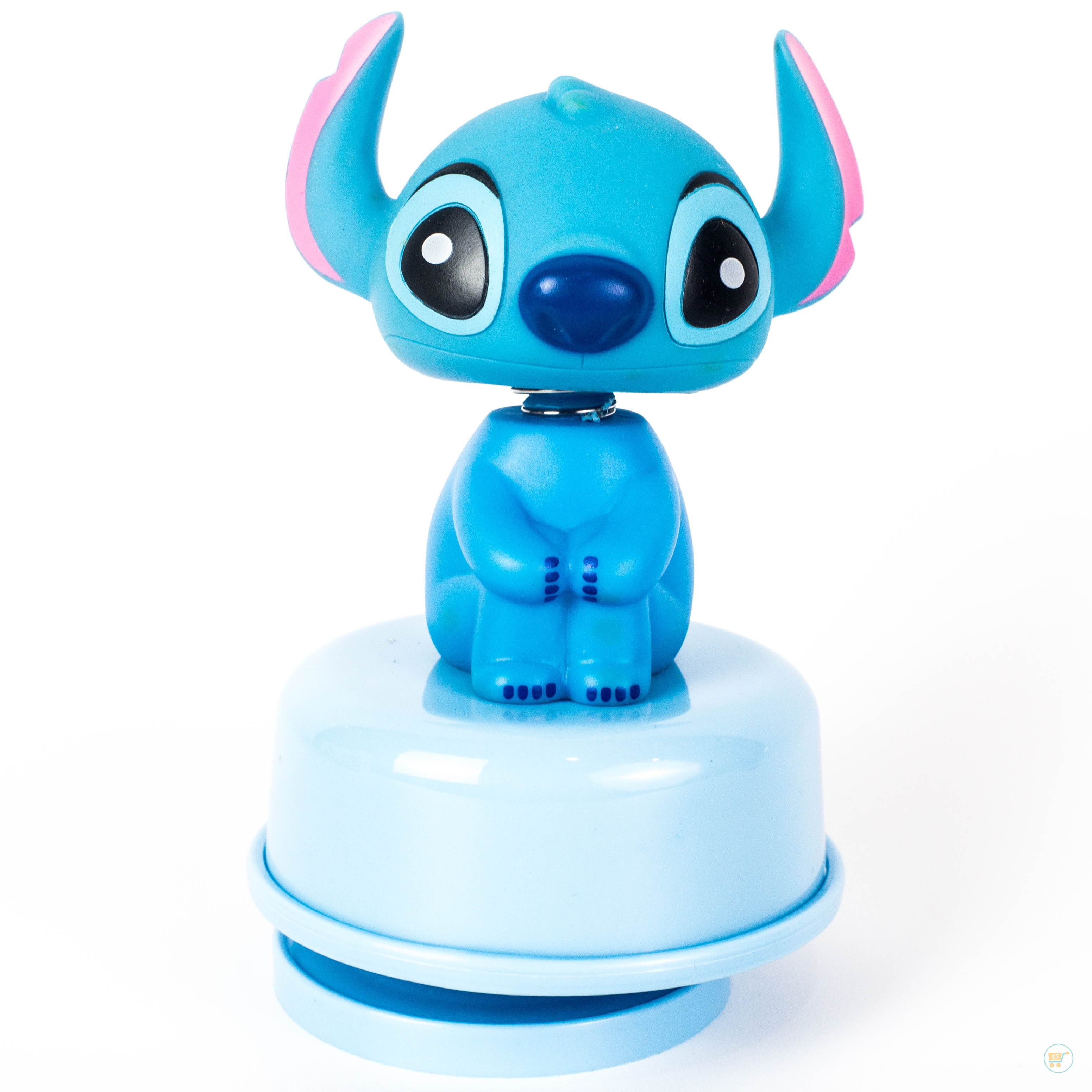 Pajangan Stitch With Music