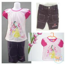 Setelan Kids Princess