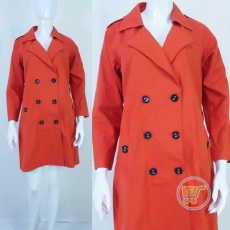 Blazer Tunic Modern Happy