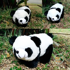 Boneka Panda Walking Sweet