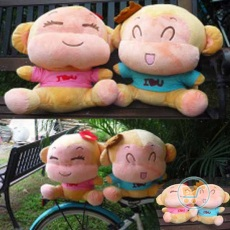 Boneka Yoyo Cici Couple Small