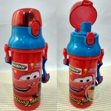 Botol Minum Cars Light McQueen