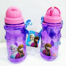 Botol Minum Frozen Purple Beautiful