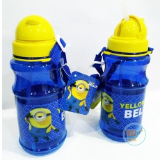 Botol Minum Minion Yellow Bello