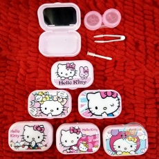 Contact Lens Set Hello Kitty