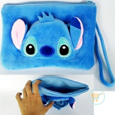 Dompet Stitch Head Pocket