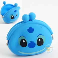 Dompet Stitch Mini Rubber