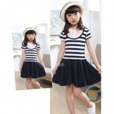 Dress Marine Salur