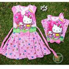 Dress Hello Kitty Sakura
