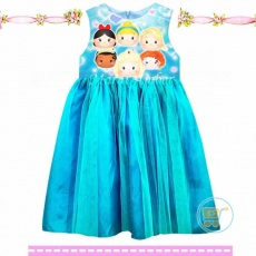 Dress Tsum Tsum Lovely Heart (Impor)