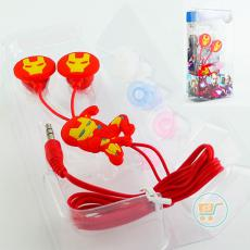 Earphone Iron Man