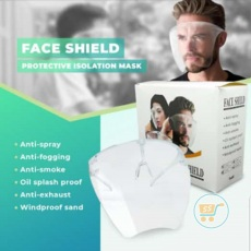 Face Shield Acrylic