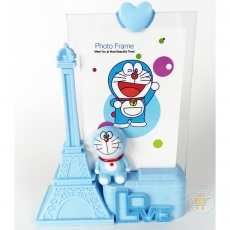 Frame Doraemon Paris Love