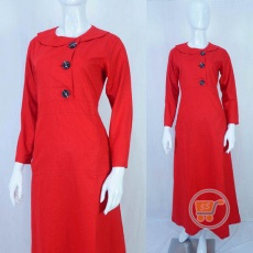 Gamis Red Heart