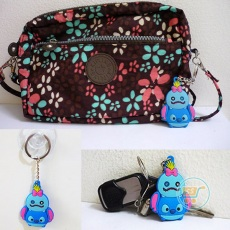 Gantungan Stitch And Scrump Rubber