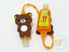 Holder 3D Glow In The Dark Rillakuma + handgel