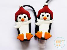Holder 3D Pinguin Black (Holder Only)