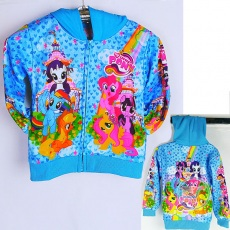 Jaket Little Pony Lovely Friendship (Ukuran S - XL)