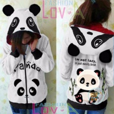 Jaket Panda Lazy Cute Ears