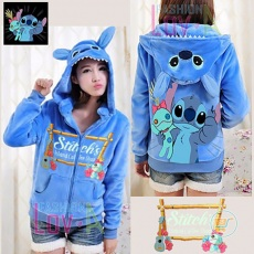 Jaket Stitch OK Cute Ears