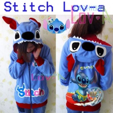 Jaket Stitch Surfing Cute Ears