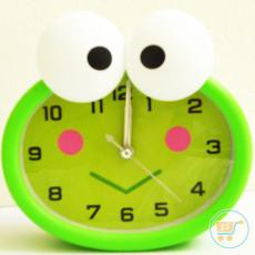 Jam Keroppi Head Alarm Cute