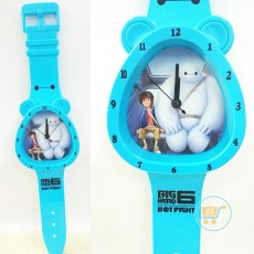 Jam Dinding Big Hero Watches