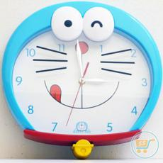 Jam Dinding Doraemon Big Cute (Random Face)