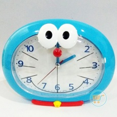 Jam Doraemon Cute Head Oval