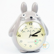 Jam Totoro Alarm Light Medium