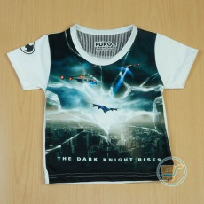 Kaos Batman The Dark Rises