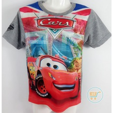 Kaos Cars Chicago (Ukuran 4 - 8)