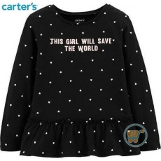 Tshirt Carter Love Minis Black