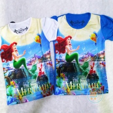 Kaos Little Mermaid