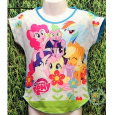 Kaos Little Pony Photogenic (Ukuran 4- 14)