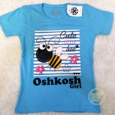 Kaos Oshkosh Cute Little Bee