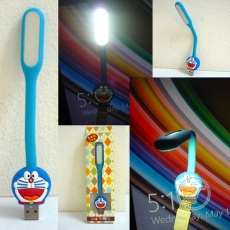 Lampu Doraemon Head Stick