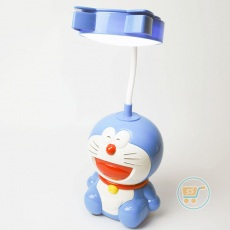 Lampu Doraemon With Cermin Sisir
