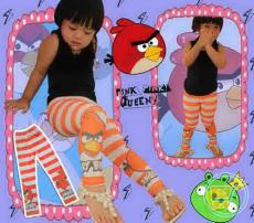 Legging Angry Bird Salur Kids