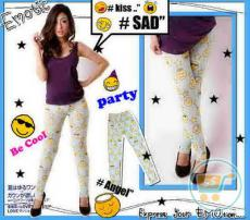 Legging Emotion Blue